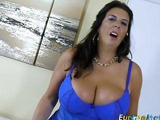 Big Tits, European, Masturbation, Mature,