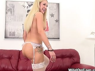 Amy Brooke, Big Tits, Blonde, Dildo, Horny, Masturbation, MILF, Pornstar, Sex Toys, Stockings,