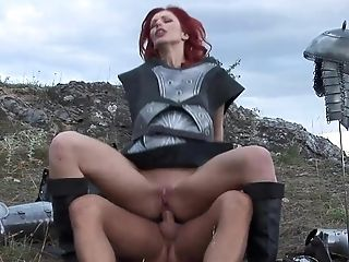 Anal Sex, Blowjob, Bold, Clamp, Close Up, Cosplay, Couple, Cowgirl, Cum In Mouth, Cumshot,