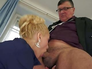 Amateur, Babe, Balls, Blonde, Blowjob, Cum Swallowing, Dick, Felching, Grandpa, Hardcore,