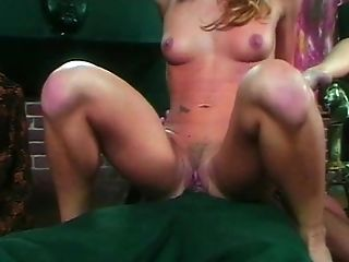 Babe, Blonde, Couple, Cute, Dick, FFM, Hardcore, Natural Tits, Pornstar, Sexy,