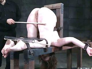 BDSM, Bondage, Pain, Spanking, White,