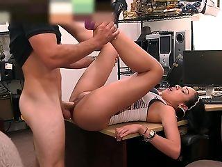 Amateur, Bold, Desk, From Behind, Latina, Money, Pawg, POV, Shop, Slut,