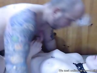 Amateur, Babe, Couple, Doggystyle, Hardcore, Homemade, Missionary, Natural Tits, Redhead, Tattoo,