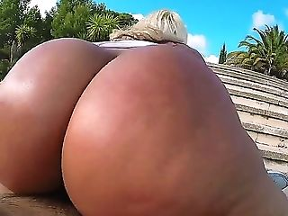 Ball Licking, Balls, Big Natural Tits, Big Tits, Blonde, Blowjob, Choking Sex, Deepthroat, Dick, European,