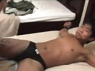 Bondage, Boy, Daddies, Ethnic, Feet, Fetish, Footjob, Interracial, Jerking, Tickling,