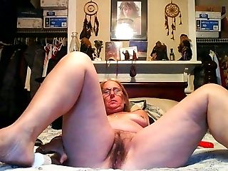 Blonde, Cunt, Hairy, Housewife, Mature, Rough, Solo, Teasing,
