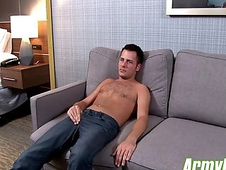 Big Cock, HD, Masturbation, Military, Muscular,