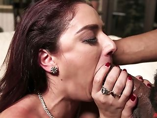Beauty, Black, Blowjob, Brunette, Cute, European, Horny, POV, Shane Diesel, Slut,