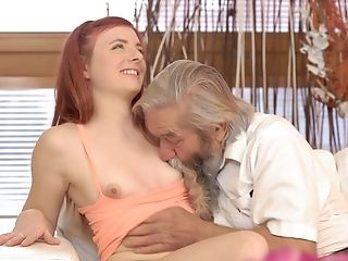 Babe, Blowjob, Fingering, Grandpa, HD, Masturbation, Mmf, Moaning, Old, Old And Young,