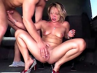 Blonde, Blowjob, Bukkake, Bus, Car, Caucasian, Couple, Cumshot, Cute, Ethnic,