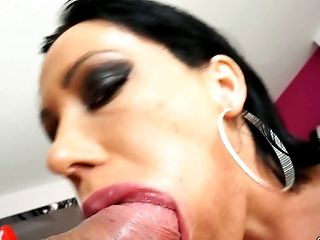 Beauty, Big Tits, Blowjob, Brunette, Cum Swallowing, Cute, Deepthroat, Fuckdoll, Horny, Slut,