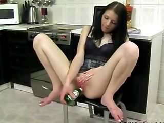 Amateur, Close Up, Insertion, Jerking, Masturbation, Miniskirt, Model, Pussy, Rough, Shaved Pussy,