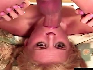 Anal Sex, Blonde, Boobless, Couple, Dick, Doggystyle, Face Fucking, Hardcore, High Heels, Missionary,
