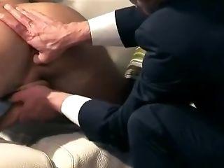 Cumshot, Delivery Guy, Fetish, Handjob, Hunk, Muscular, Submissive,