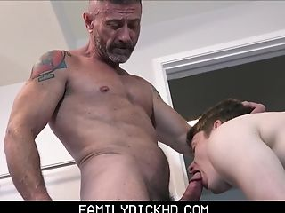 Anal Sex, Bareback, Big Cock, Blowjob, Daddies, Doctor, Fucking, HD, Old And Young, Skinny,
