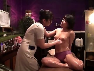 Cute, Horny, Japanese, Massage, Sensual Massage,