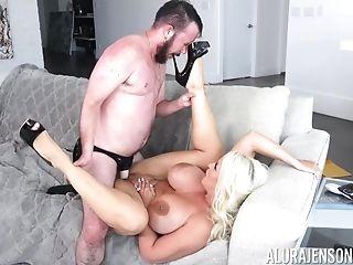 Blonde, Slut, Strapon, Tranny,