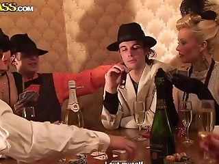 Amateur, Angelic Anya, Group Sex, Hardcore, HD, Party, Russian, Swinger,