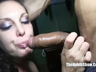 Blowjob, Couple, Fingering, Hardcore, Interracial, Latina, Licking, Pussy, Tattoo, Victoria Monet,