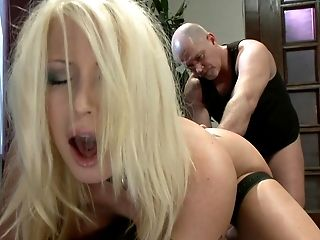 Anal Sex, Ass, BDSM, Blonde, Candy Manson, Extreme, From Behind, Hardcore, Housewife, Humiliation,