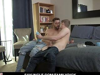 Bareback, Big Cock, Boy, Condom, Cumshot, Deepthroat, Twink,