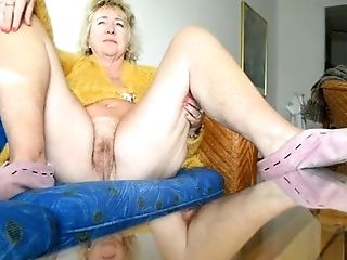 BBW, Granny, Hairy, Homemade, Solo,