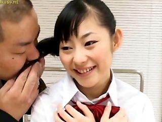 Armpit, Japanese, Licking, Panties, Upskirt,
