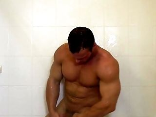 Beauty, Behind The Scenes, HD, Masturbation, Muscular, Solo,