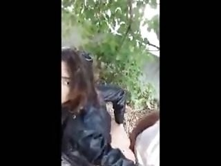 Guy Fucks Shemale, Ladyboy, Latina, Outdoor, Park, Shemale, Teen, Tranny,