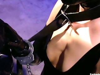 Elise Graves, Fetish, Latex, Pornstar,