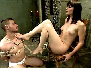 American, BDSM, Bobbi Starr, Bondage, Dick, Domination, Fetish, Humiliation, MILF, Mistress,