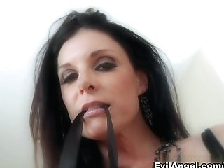 Anal Sex, Big Ass, Blowjob, Brunette, Forest, Horny, India Summer, MILF, Pornstar, POV,