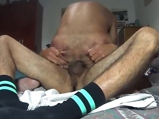 Ass, Bareback, Bear, Daddies, Hairy,