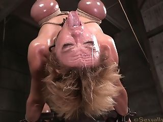 BDSM, Bondage, Dungeon, Fetish, Pain, Short Haired, Torture,