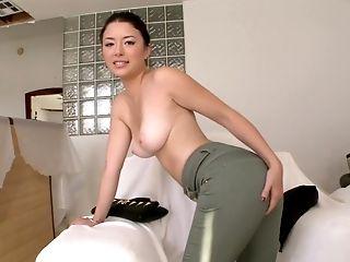 18, Babe, Bold, Boobless, Brunette, Korean, Legs, Masturbation, Old, Posing,