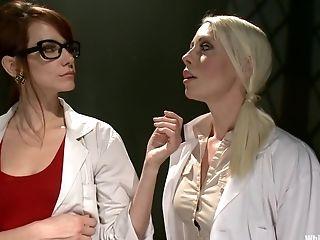 Merveilleux, Fétiche , Horny, Lorelei Lee, Maitresse Madeline, Star Du Porno, Rousses,
