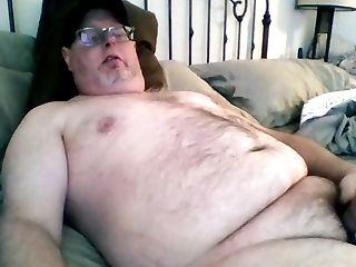 Bear, Daddies, Fat, Handjob, HD, Masturbation,