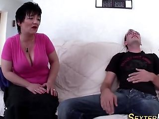 Big Tits, Cumshot, Fucking, German, HD, MILF, Money, Titjob,