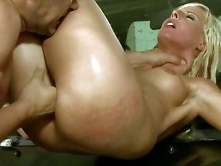 BDSM, Blindfold, Blonde, Bold, Bondage, Boobless, Casting, Enema, Exhibitionist, Femdom,