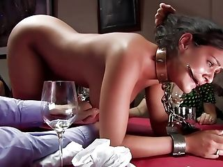 Abuse, All Holes, Ass, Babe, BDSM, Brunette, Charley Chase, Desk, Domination, Emo,