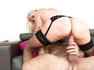 Anal Sex, Beauty, Blonde, Cowgirl, Cute, Hardcore, Horny, MILF, Riding, Rough,