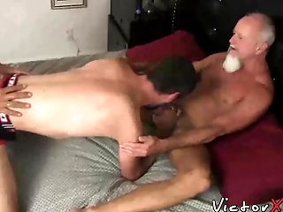 Big Cock, Blowjob, Daddies, HD, Old And Young, Rough,