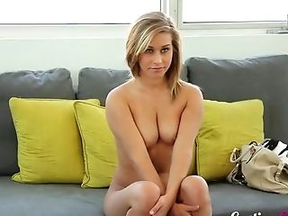 Amateur, Audition, Blonde, Bold, Casting, Cute, European, Pussy, Reality, Skinny,